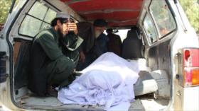 Ataques aéreos dejan 40 civiles muertos en el sur de Afganistán