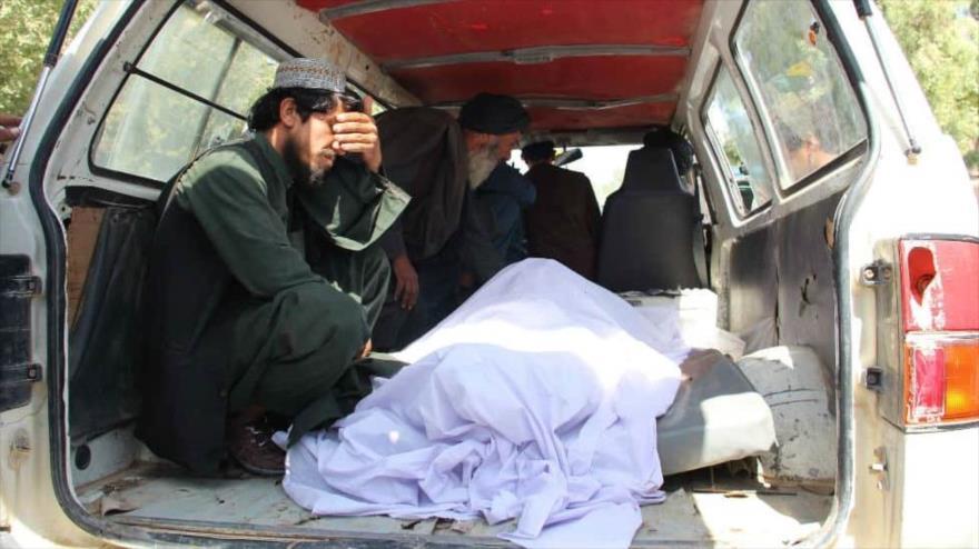 Ataques aéreos dejan 40 civiles muertos en el sur de Afganistán | HISPANTV
