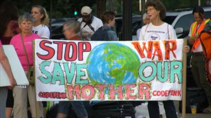 Washington paralizada por la lucha contra el cambio climático
