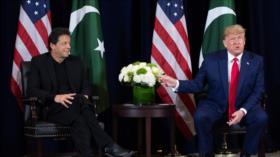 Primer ministro paquistaní: 'Trump me pidió mediar con Irán'