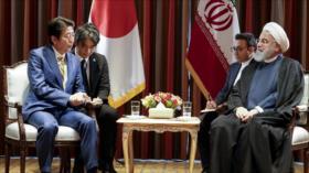 Irán pide apoyo a países como Japón para su plan de paz de Ormuz