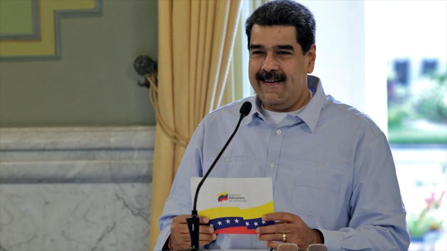 "Maduro tilda de ""vergüenza"" las bases estadounidenses en Colombia | HISPANTV"