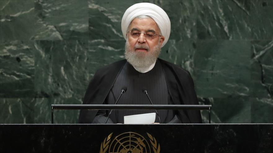 "Irán ofrece formar ""Coalición de Esperanza"" en el Golfo Pérsico | HISPANTV"