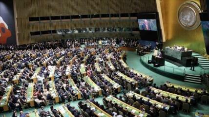 Diputada rusa pide trasladar sede de la ONU de EEUU a Crimea