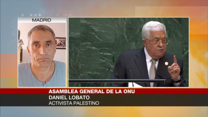 Lobato: Los medios no deben callar ante ocupación israelí | HISPANTV