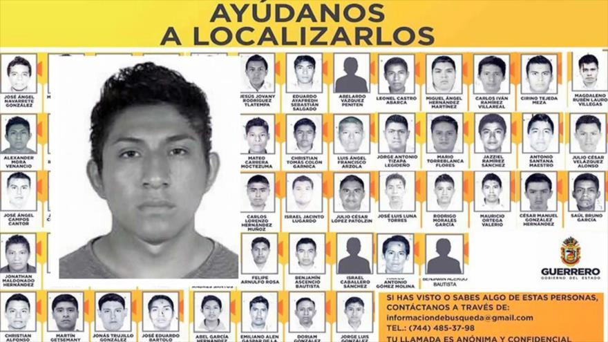 Ayotzinapa, la gran herida marcada por la impunidad en México