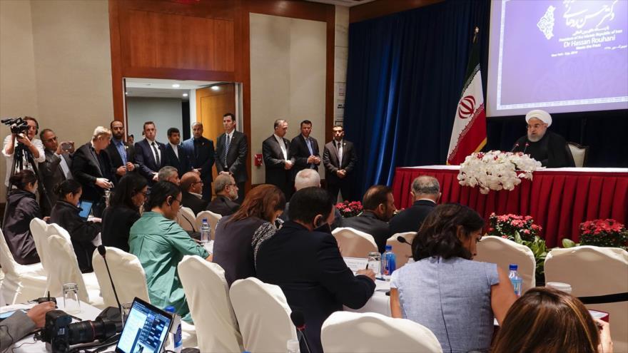 Irán reta a EEUU a dar pruebas de sus acusaciones sobre Aramco | HISPANTV