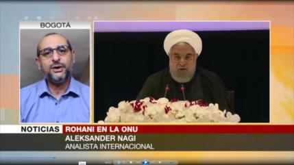"""""""Vincular a Irán con ataque a Aramco proviene de gansterismo moral"""""""