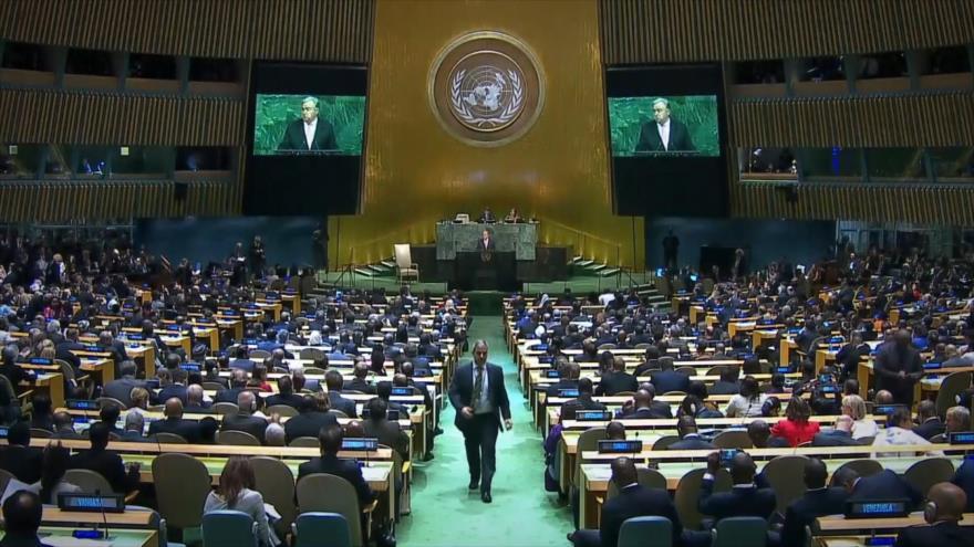 Irán Hoy: Irán en la Asamblea General de la ONU