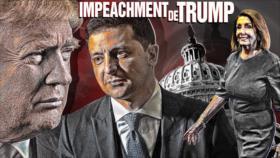 Detrás de la Razón: La llamada de Trump a Ucrania que le puede costar la Presidencia