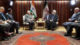 Irán insta a La India a definir su postura sobre Cachemira