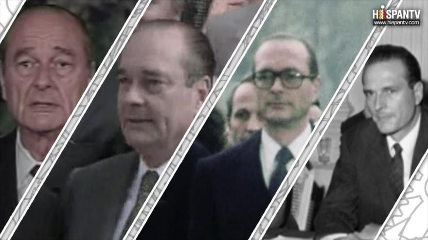 Perfil: Jacques Rene Chirac