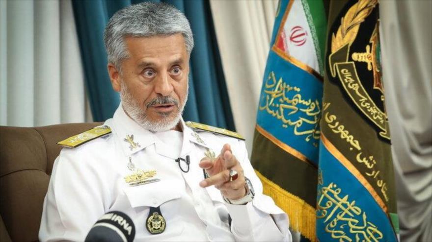Armada iraní fabricará tres nuevos destructores | HISPANTV