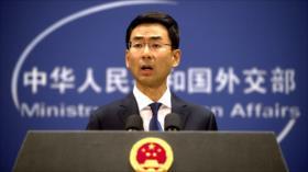 China condena despliegue de misiles de EEUU en fronteras de Rusia