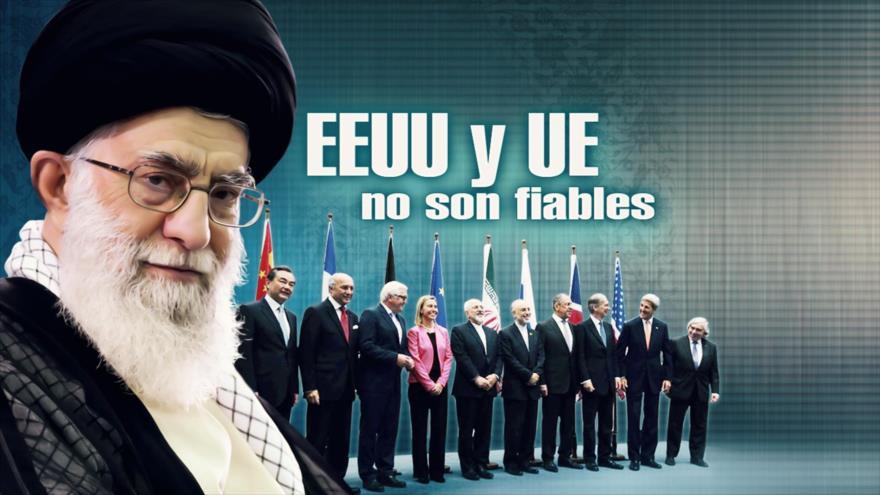 Detrás de la Razón: EEUU y Europa no son de fiar