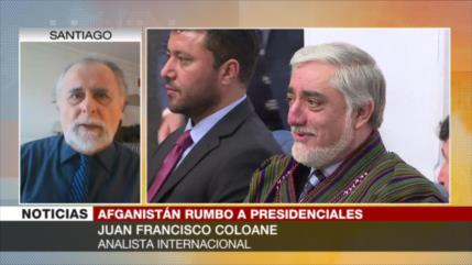 Coloane: Ashraf Qani está marcado por la influencia de EEUU