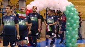 """Irán celebra el 2º Torneo Diplomático: """"Copa de Paz y Amistad"""""""