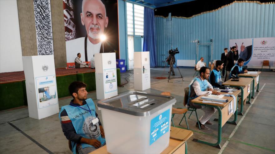 Arrancan las elecciones presidenciales en Afganistán | HISPANTV