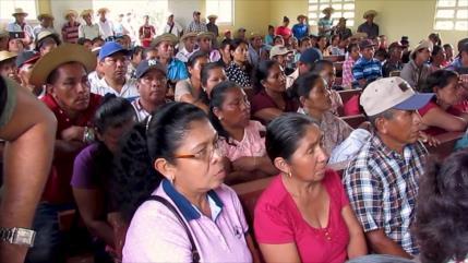 Campesinos rechazan reservorios en cuenca del Río Indio en Panamá