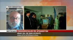 A EEUU le interesa que el actual presidente afgano esté en el poder