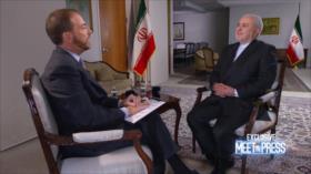 Zarif: Si EEUU lanza una guerra contra Irán no podrá terminarla