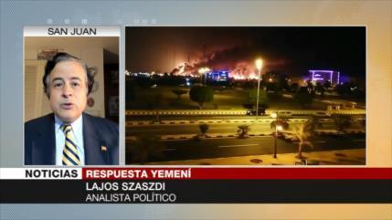 Szaszdi: Guerra en Yemen puede defenestrar del trono a Bin Salman