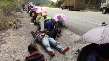 Indígenas en Chiapas llevan 3 años viviendo desplazados