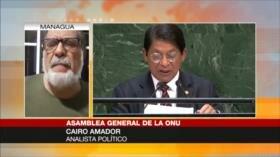 Amador: Nicaragua defiende que lesión a un miembro es a toda la ONU
