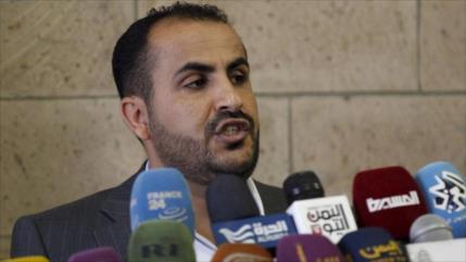 Ansarolá: Yemen será el cementerio de los agresores saudíes