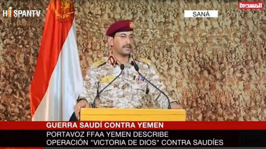 """Yemen enaltece operación """"Victoria de Dios"""" contra fuerzas saudíes"""