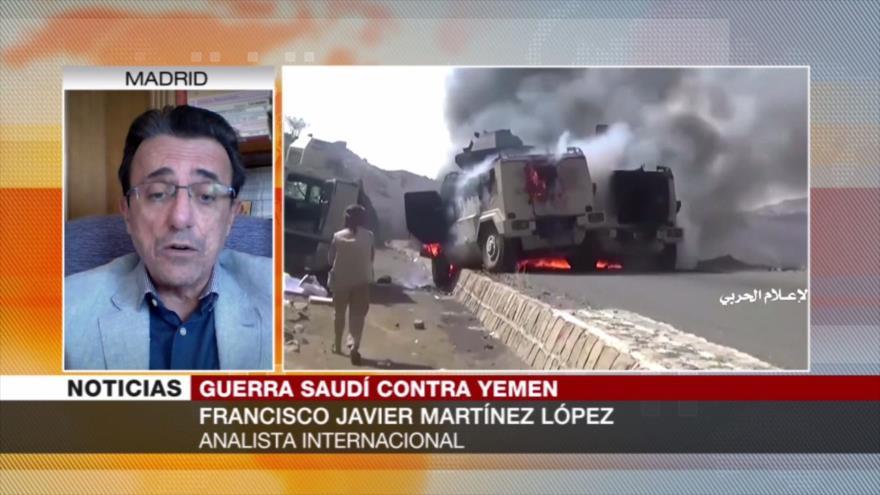 López: Victoria de tropas yemeníes es un desastre total para Riad | HISPANTV