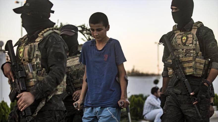 Milicias apoyadas por EEUU secuestran a 300 civiles en Siria | HISPANTV