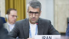 Irán: Sanciones unilaterales de EEUU son crímenes de lesa humanidad
