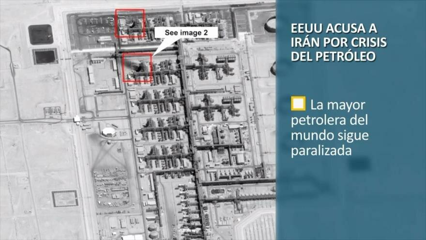 PoliMedios: EEUU acusa a Irán por crisis del petróleo