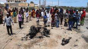 Al-Shabab ataca una base de EEUU y un convoy de la UE en Somalia