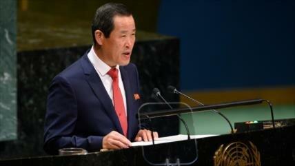 Pyongyang denuncia las provocaciones militares y políticas de EEUU