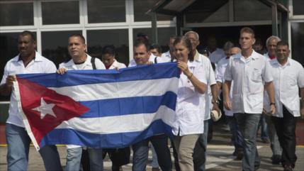 EEUU restringe a funcionarios cubanos pretextando misiones médicas