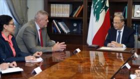 """El Líbano ve """"indispensable"""" el derecho a defenderse ante Israel"""