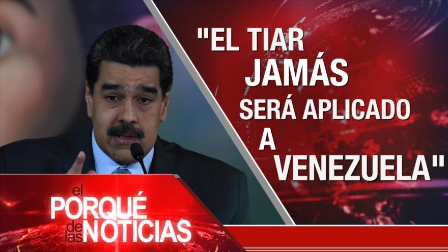 El Porqué de las Noticias: Comité Constitucional Sirio. Impeachment a Trump. TIAR contra Venezuela
