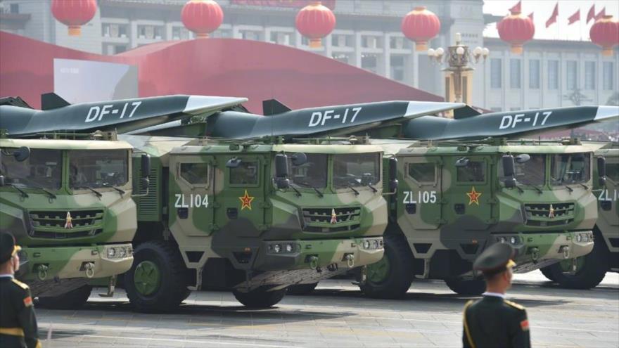 Vea el misil DF-17 de China que superará sistema antiaéreo de EEUU | HISPANTV