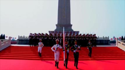 China celebra el 70º aniversario de su fundación