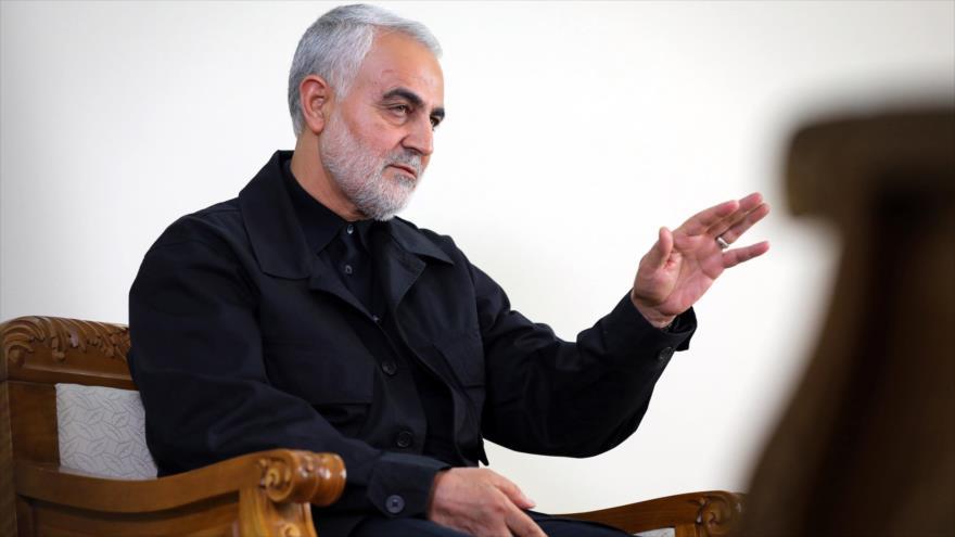 HispanTV emite entrevista del general Soleimani sobre guerra de 33 días | HISPANTV