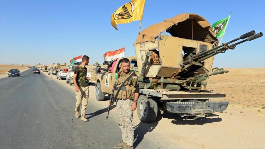 Iraquíes piden responder a Israel por ataques a fuerzas populares   HISPANTV