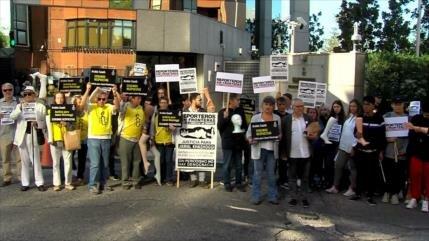 Exigen justicia desde España para Jamal Khashoggi
