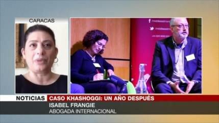 Frangie: Asesinato de Khashoggi es violación brutal contra DDHH