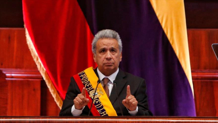 Líderes políticos de Ecuador critican medidas económicas de Moreno | HISPANTV