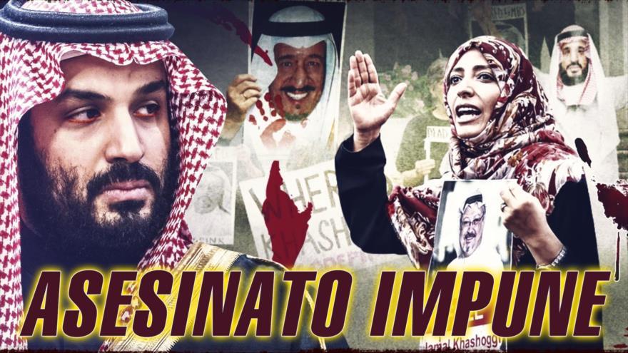 Detrás de la Razón: Se cumple un año de impunidad tras el asesinato del periodista Jamal Khashoggi