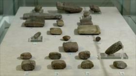 Irán recibe tabletas cuneiformes después de 84 años de EEUU
