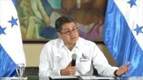 Inicia juicio contra hermano del presidente de Honduras