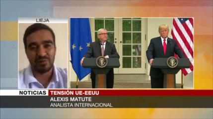 Matute: Trump tensa lazos con UE para huir de presiones internas